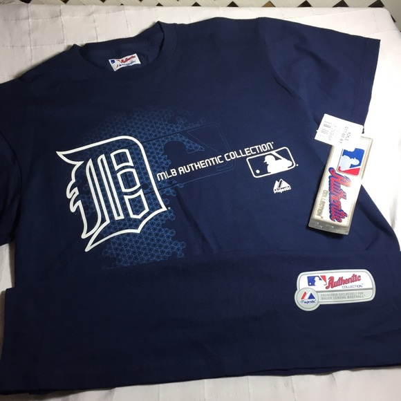73a978e2 Majestic Shirts | New Detroit Tigers Tee Shirt M | Poshmark